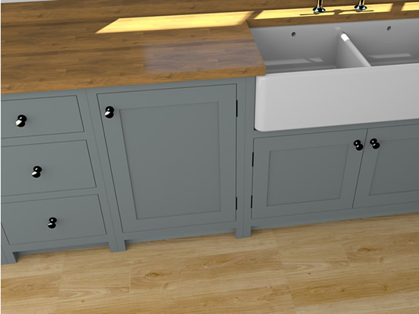Colin Spicer   Bespoke Handmade Kitchens & Freestanding ...
